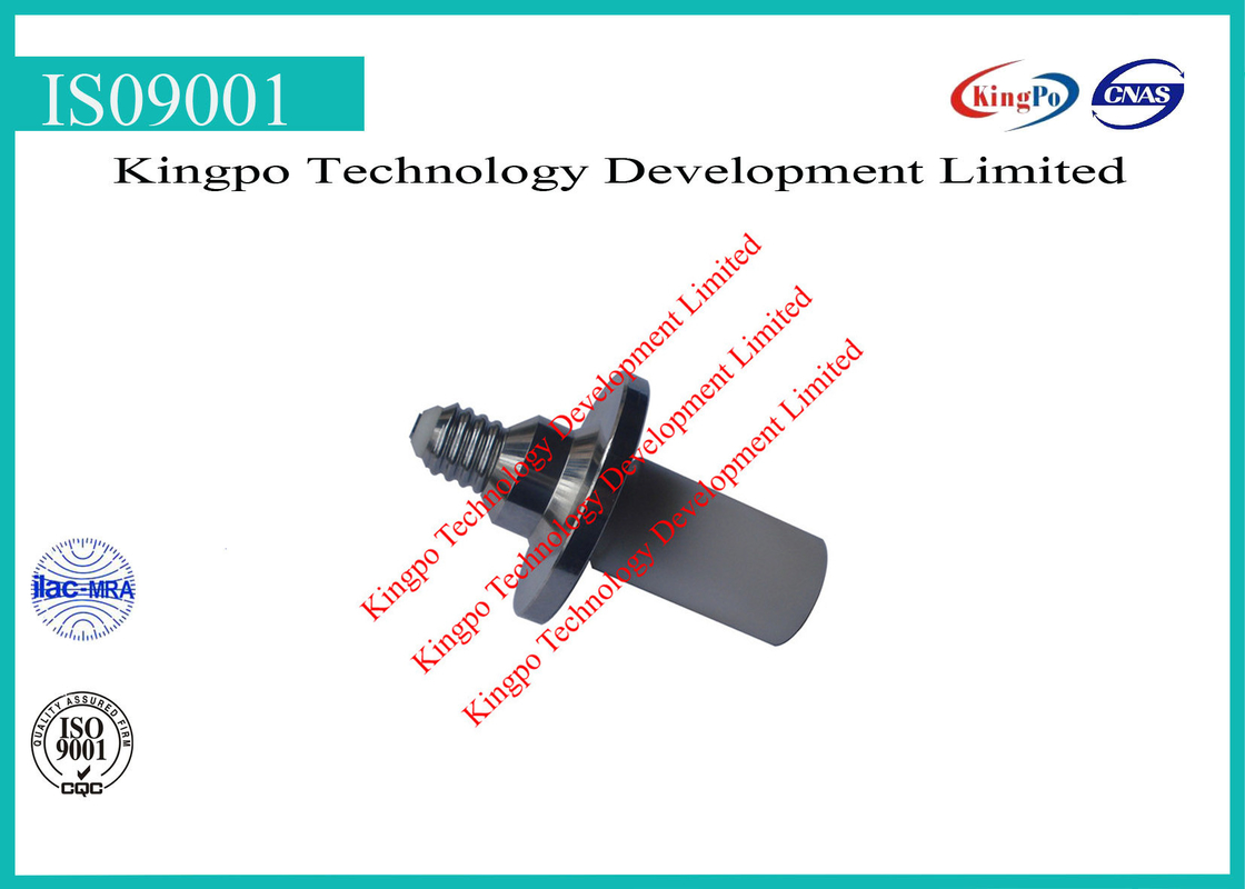 Plug gauge for E14 lampholder for testing contact making | 7006-30-2