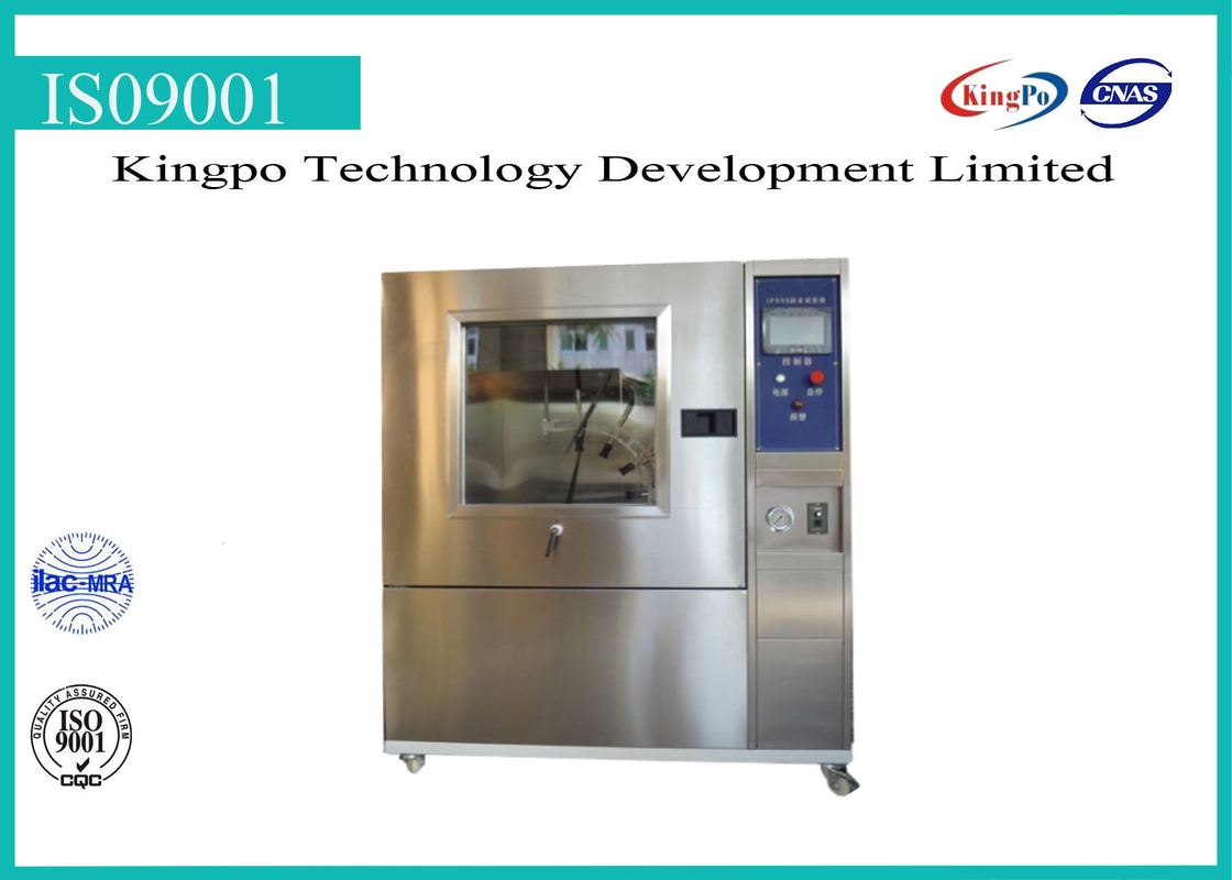 IPX9K-1000 IP Testing Equipment Water Spray Tester OEM / ODM Available